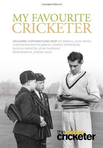 My Favourite Cricketer (The Wisden Cricketer)   Review: ***** Five Stars